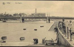 LIEGE - Les Ponts : Le Pont Maghin - Liege