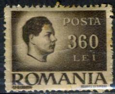 ROUMANIE 810* 360l Brun Roi Michel - Nuovi