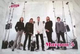 POSTER MAROON 5 - Manifesti & Poster