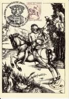 Carte Maximum Card 1990 Austria Albrecht Durer  #19943 - Autres