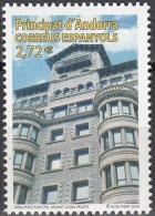 Andorra Español 2014 Yvert 412 Neuf ** Cote (2017) 10.00 Euro Architecture Façade De Casa Felipo - Nuovi