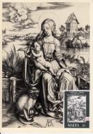 Carte Maximum Card 1978 Malta Albrecht Durer  #19946 - Autres
