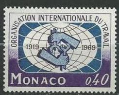 "Monaco YT 806 "" OIT "" 1969 Neuf** - Unused Stamps"