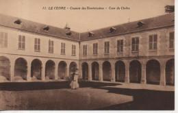 CPA - LE CEDRE - COOUVENT DES DOMINICAINES - CUR DU CLOITRE - SAINT JEAN DE LA RUELLE - 11 - BOULIN - Otros Municipios