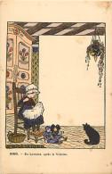 - Themes Divers -ref-M719- Illustrateurs - Illustrateur Hansi - Lorraine Apres La Victoire- Meurthe Et Moselle - Moselle - Hansi