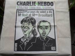 ANCIEN  CHARLIE HEBDO  N° 243 /  HONORE  / FEVR  1997 - Magazines Et Périodiques