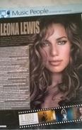 POSTER LEONA LEWIS - Manifesti & Poster