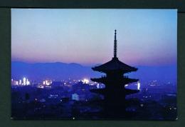 JAPAN  -  Yasaka Pagoda  Unused Postcard - Kyoto