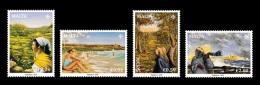 Malta 2016 Mih. 1931/34 SEPAC. Seasons MNH ** - Malte