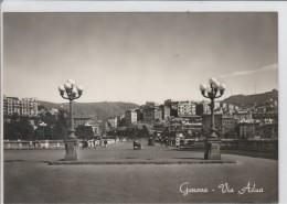 GENOVA -  VIA ADUA......TT - Genova