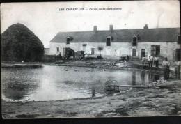53, LES CHAPELLES, FERME DE St BARTHELEMY - Autres Communes
