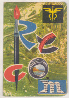 Romanian Small Calendar -1967 - RECOM - Calendriers