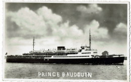 Prince Baudouin - Dampfer