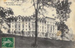 Aix-les-Bains (Savoie) - Hôtel Mirabeau - Edition Musy Frères & Cie - Hotels & Restaurants