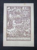 Image Pieuse Religieuse : NOTRE-DAME De La MISÉRICORDE à REUS (N. S. De Misericordia, Con Sus Tres Marti Ermita De Reus) - Devotion Images