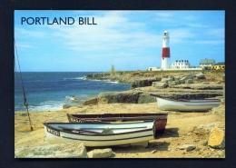 ENGLAND  -  Portland Bill And Lighthouse  Unused Postcard - Lighthouses