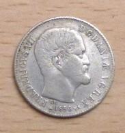 DANEMARK FREDERIK VII 16 Skilling 1856 VS - Dinamarca