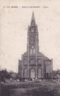 62. BULLY LES MINES. LES BREBIS. CPA . EGLISE. TEXTE 24 NOVEMBRE 1915 - Other Municipalities