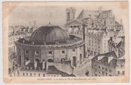 D 75 - ANCIEN PARIS - 56 - La La Halle Au Blé Et Saint-Eustache Vers 1845 - Sets And Collections