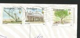 ZIMBABWE Simbabwe Victoria Falls 1997 - Zimbabwe