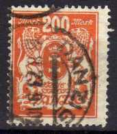 Danzig 1923 Mi 142, Gestempelt [020716XVII] - Danzig