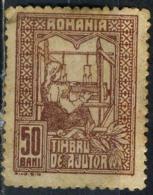 ROUMANIE 241* 50b Brun-lilas Au Profit Des Familles Mobilisées - 1881-1918: Carol I