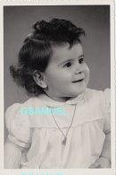 Photographie Originale J. Foussard Niort - Petite Fille. Format 14,5/9,5 Cm - ( (voir Scan). - Photos