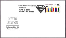 Festival De SUPERMAN. Metropolis IL 2000