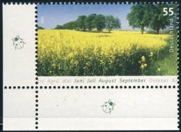 """623  Bête à Bon Dieu: Timbre """"été"""" D'Allemagne Avec Bordure - Summer-stamp With Ladybird Margin. Ladybug, Coccinelle - Insectes"""