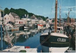 PORT-EN-BESSIN : Le Port - Port-en-Bessin-Huppain