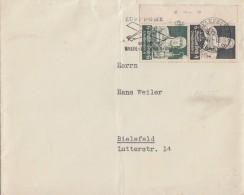 DR Brief Zdr. Minr.S219 Bielefeld 8.5.35 - Deutschland