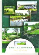 Score Card Golf Le Rocher Roxton Pond, Quebec - Golf