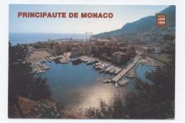MONACO --FONTVIELLE    -- RERCTO / VERSO -C49 - Fontvieille