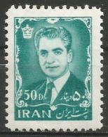 IRAN - N° YT 1002 - ** - Iran