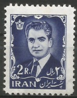 IRAN - N° YT 1004 - ** - Iran