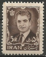 IRAN - N° YT 1005 - ** - Iran
