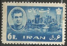 IRAN - N° YT 1006 - ** - Iran