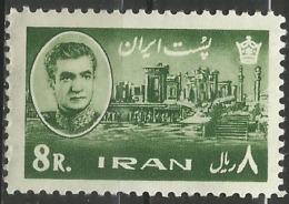 IRAN - N° YT 1007 - ** - Iran
