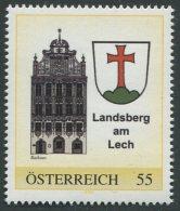 ÖSTERREICH / 8012743 / Landsberg Am Lech / Gelber Rahmen / Postfrisch / ** / MNH - Österreich