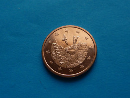 RARE ***  5  CENTIMES   EURO  ANDORRE  2014 Unc  ( 2 Photos  ) - Andorra