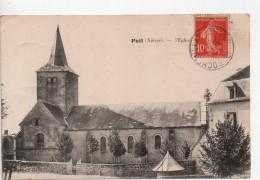 CPA.58.1907.Poil.L'Eglise. - Otros Municipios
