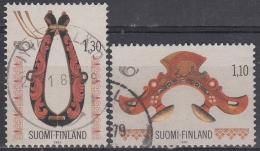 Finlandia 1980 Nº 835/36 Usado - Gebraucht