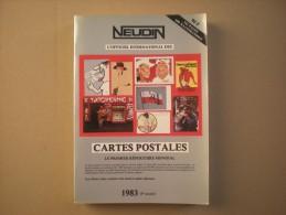 Neudin Cartes Postales 1983 - Livres