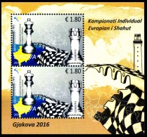 REPUBLIC OF KOSOVO 2016 European Individual Chess Championship Block** - Kosovo