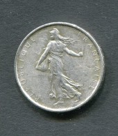 FRANCE- 5 Francs Argent 1962, TTB - France