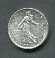 FRANCE- 5 Francs Argent 1960, TTB - J. 5 Franchi