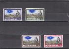 Botswana Nº 199 Al 202 - Botswana (1966-...)