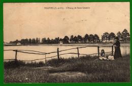 CP30 78 TRAPPES  Etang De Saint Quentin - Trappes