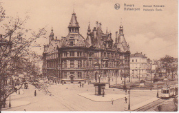 AK Anvers - Banque Nationale (23642) - Antwerpen