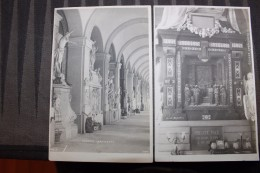ZZ - ITALIE - Genova - LOT 5 CARTES - PALAZZO DUCALE - Camposanto - Genova